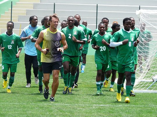 Zambia To Play India, SA In 2013 AFCON Preparations