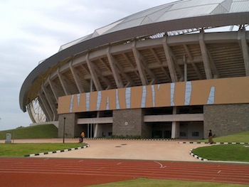 Chipolopolo-Zimbabwe Friendly Hits Snag 'Ndola Stadium mgt demand K200 million From FAZ for using the newly built structure'