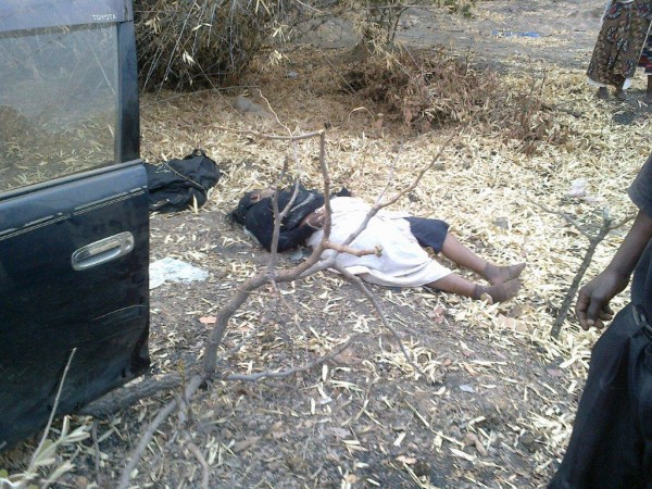 SAD: Very Fatal Road Accident Strikes Along Kitwe-Chingola Road (PHOTOS)