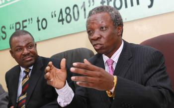 Kabimba Says Mike Mulongoti Will Have To Wait For 50 Years Before He Can Become President Of Zambia'
