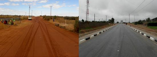 Local Empowerment: Kitwe Contractor Awarded K278 Billion Road Contract To Upgrade Pedicle Road To Tarmac