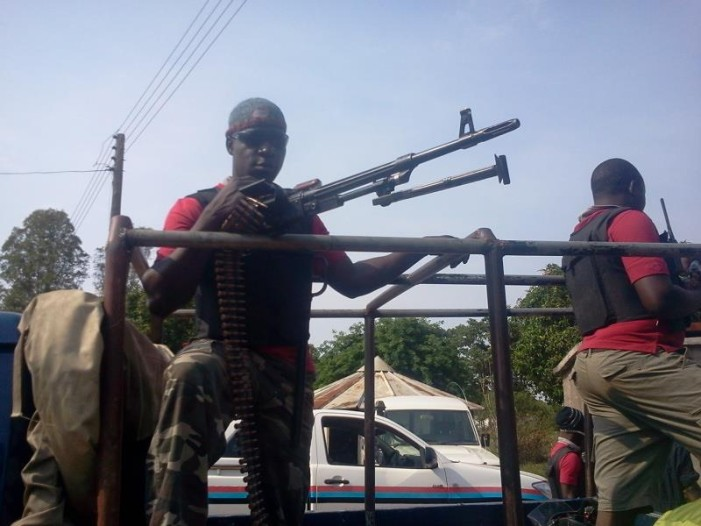 Police Arrest More Cadres In Possesion of Weapons