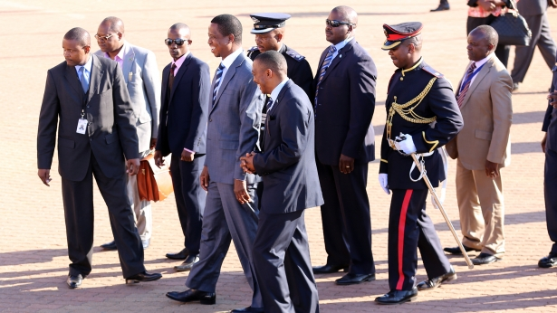 Lungu Fires State House PS With Immediate Effect