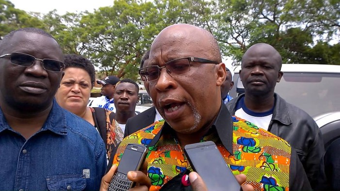 Nevers Warns PF Against Turning State House Into a Beer Hall, Venue for 'BOOZE PARTIES'