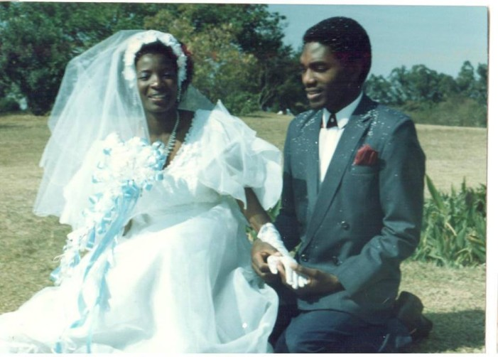 HH Shares His Wedding Picture With His Wife Of 20 Years Plus