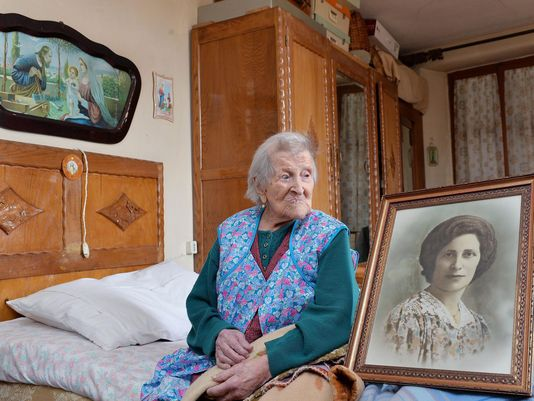 This Woman Is The Only Person Left Born In The 1800s