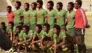 1974 Kk11 Afcon Finals Heroes And Other Soccerlegends Join Fawuz