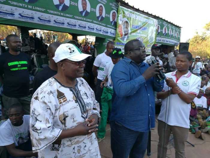 DARK DAY FOR PF: Kambwili Expelled From PF