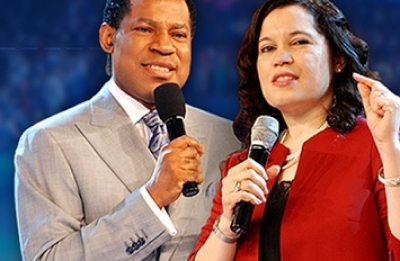 Pastor Chris Oyakhilome's Ex-Wife Denies Reconciling With Him