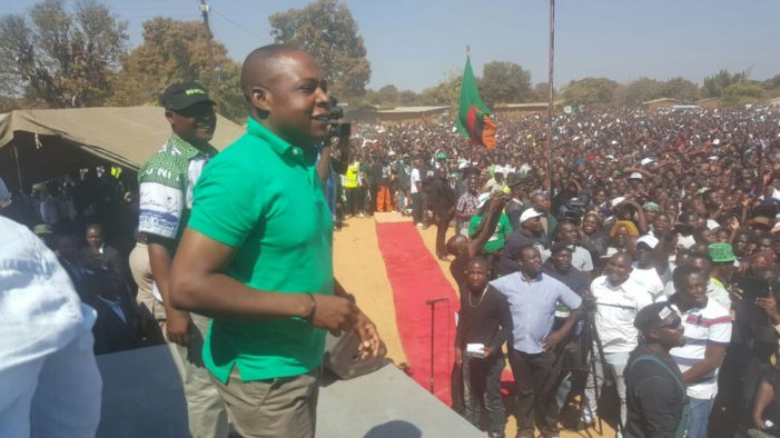 Kalu Launches 11-0 Strategy For Lungu
