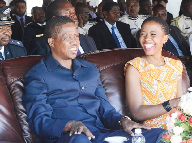 Lungu's Daughter Tasila Lungu Challenges HH For a Debate 'My Father Is Too Big To Debate With Him'