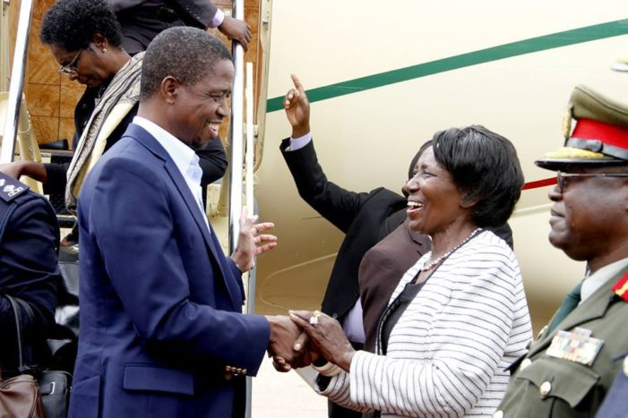 Inonge Wina Fails To Convince Wusakile Residents Not To Vote For Independent Candidate