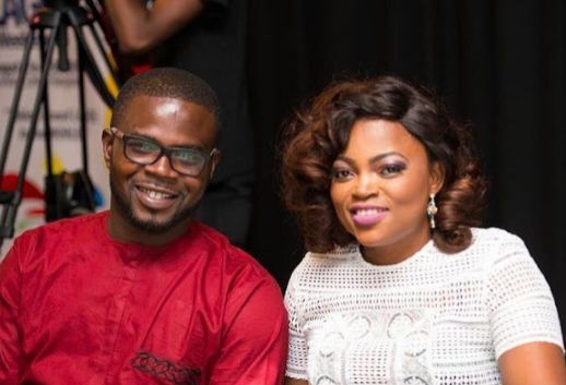 Photo: Actress Funke Akindele And Her New 2nd Hubby Spotted Together