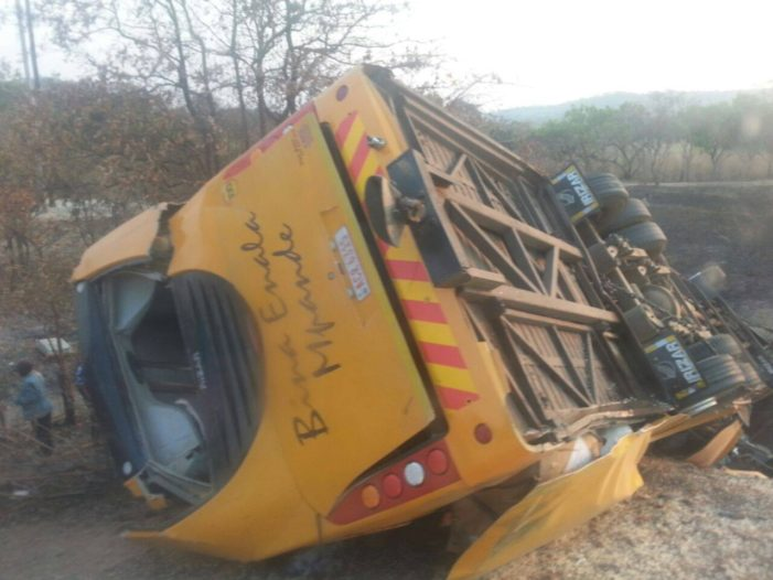 RTSA To Set Up Power Tools Bus Serenje Accident Inquiry