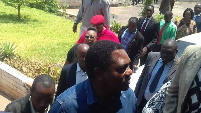 HH And GBM Arrested