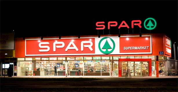 Chawama Spar Outlet Closed