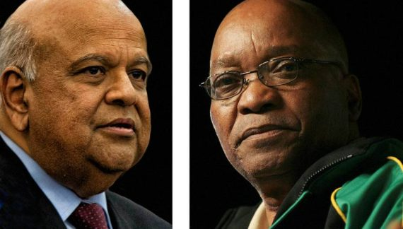 South Africa: ANC Chief Whip Urges Jacob Zuma To Quit