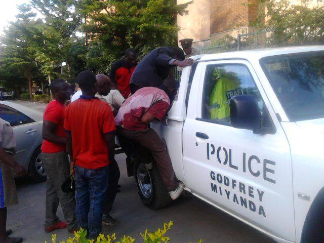 Chituwo Arrested For Corruption
